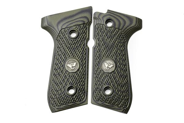 Beretta 92 96 G10 Grips Ultra Thin Dirty Olive Https
