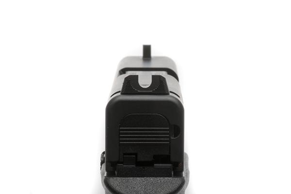 Vickers Elite Battlesight for Glock 42/43 | Black Serrated