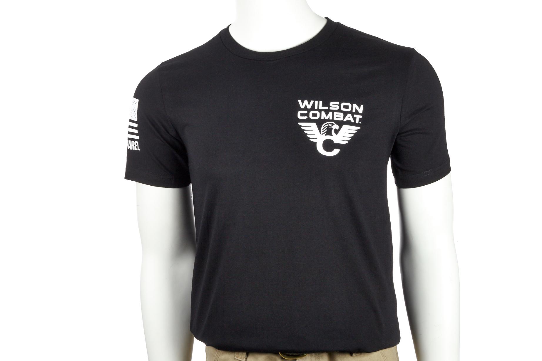 Wilson Combat® | Nine Line Apparel | Logo T-Shirt-https