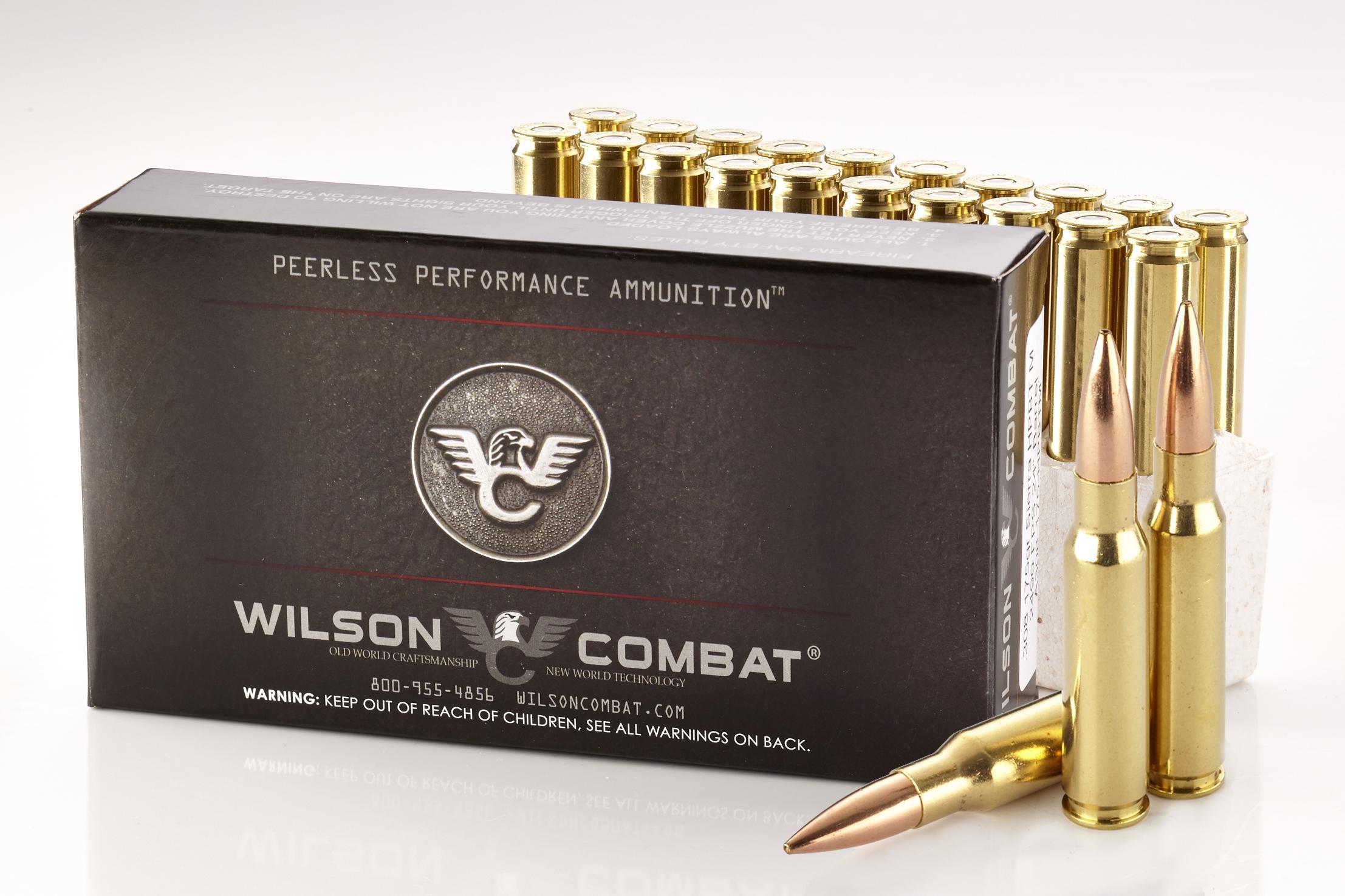 308 Win    175 gr  Sierra HPBT-M   2490 FPS - 24 Barrel