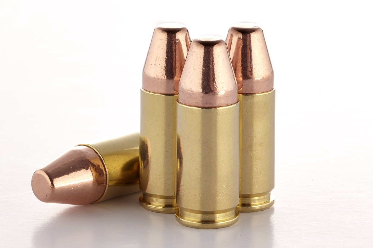 9mm | 135 gr  Berry HBFN | 955 FPS - 5
