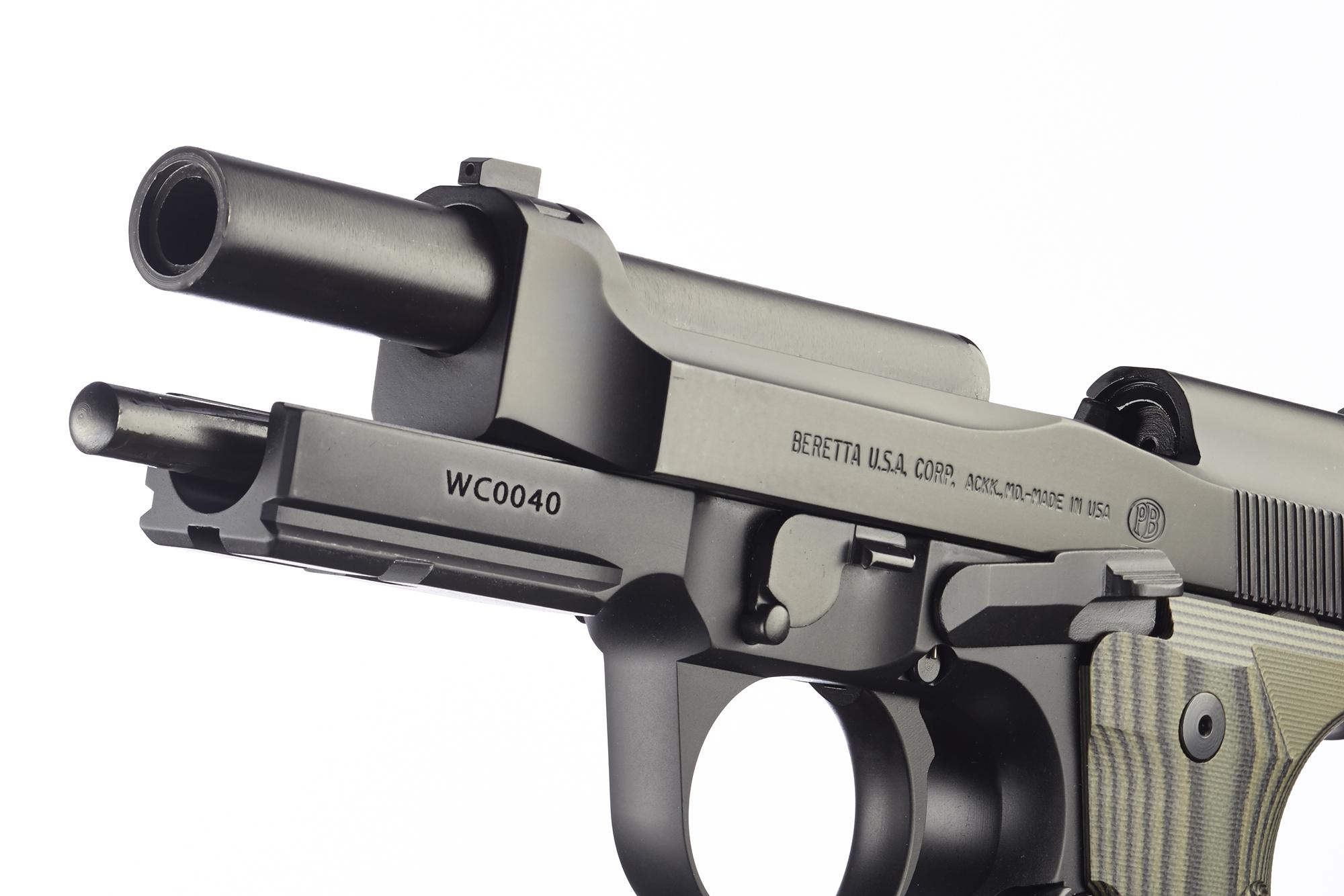 Beretta / Wilson Combat 92G Brigadier Tactical | 9mm-https