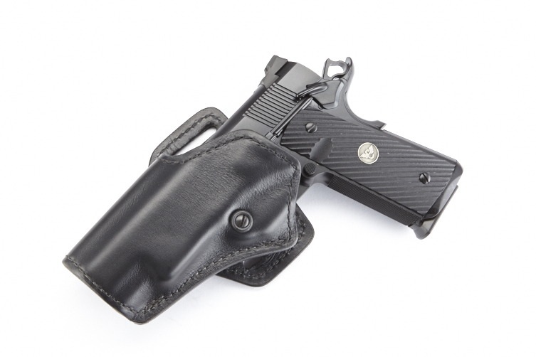 Practical Holster | Full-Size 1911 | Left Hand | Leather