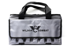 Nylon Pistol Case, Gray