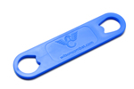 Bushing Wrench, 1911 Full-Size/Compact, Blue Polymer