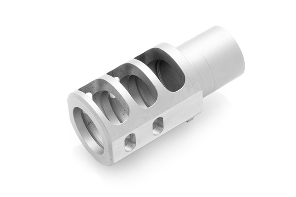 Multi comp bushing compensator full size stainless