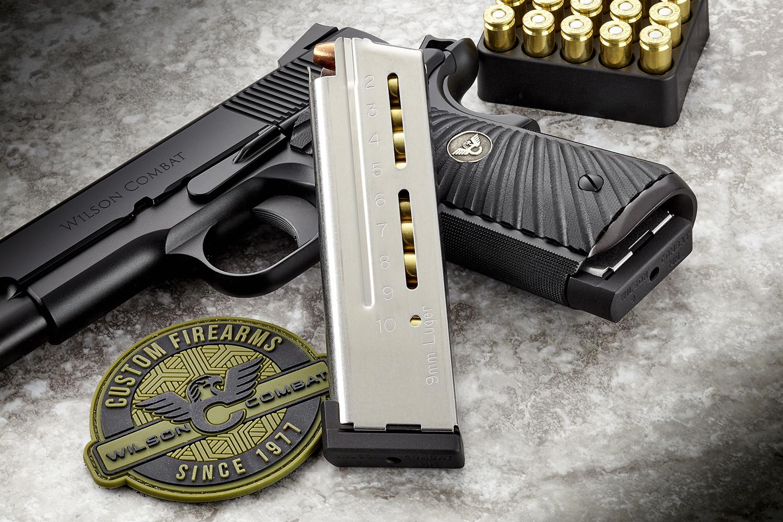 1911 Elite Tactical Magazine | 10 Round 9mm | Full-Size