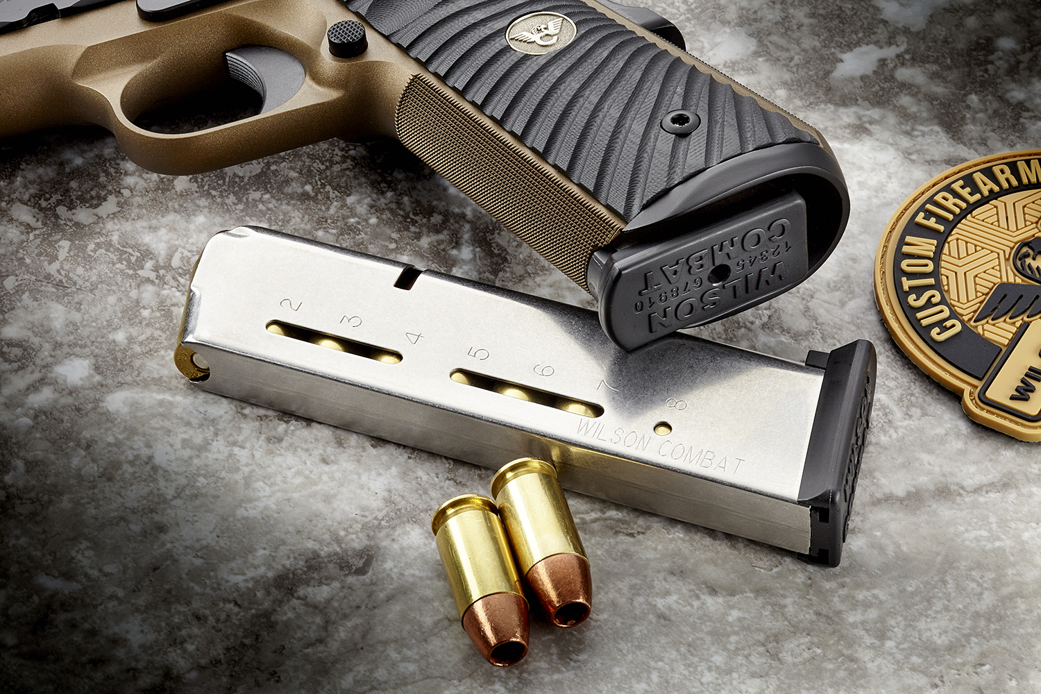1911 Elite Tactical Magazine | 8 Round  45 ACP | Full-Size