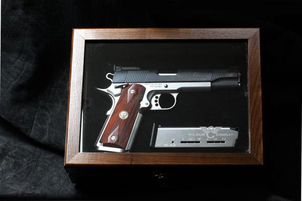 colt 1911 presentation box 1
