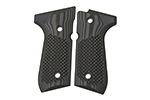 Wilson Combat G10 Grips, Golfball Pattern, Dirty Olive | Beretta 92/96
