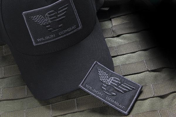 Wilson Combat Logo Patch  2f2e4ac802a