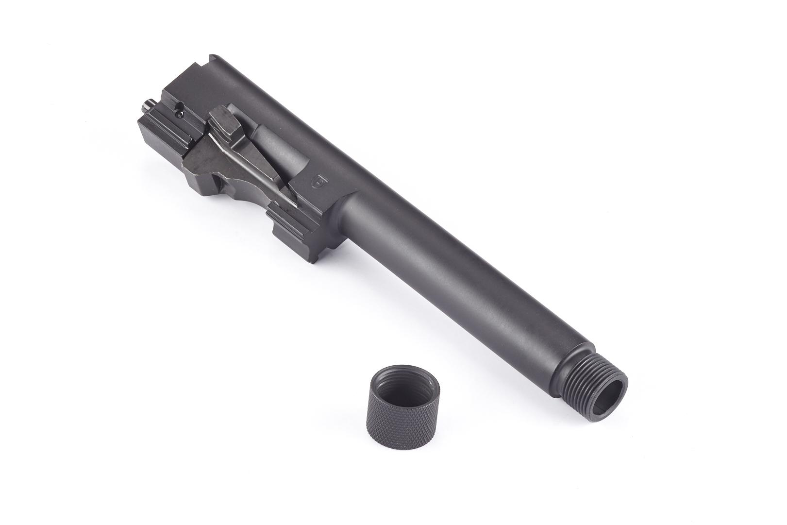 Beretta 92 Series 9mm Threaded Barrel 1 2x28