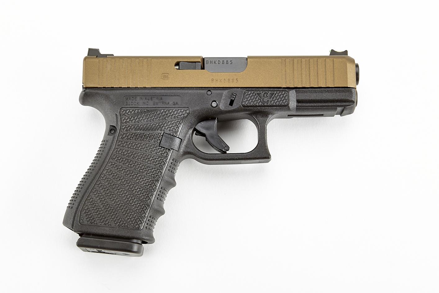 Glock 19 GEN 4, 9mm, Burnt Bronze/Black-https://shopwilsoncombat.com/