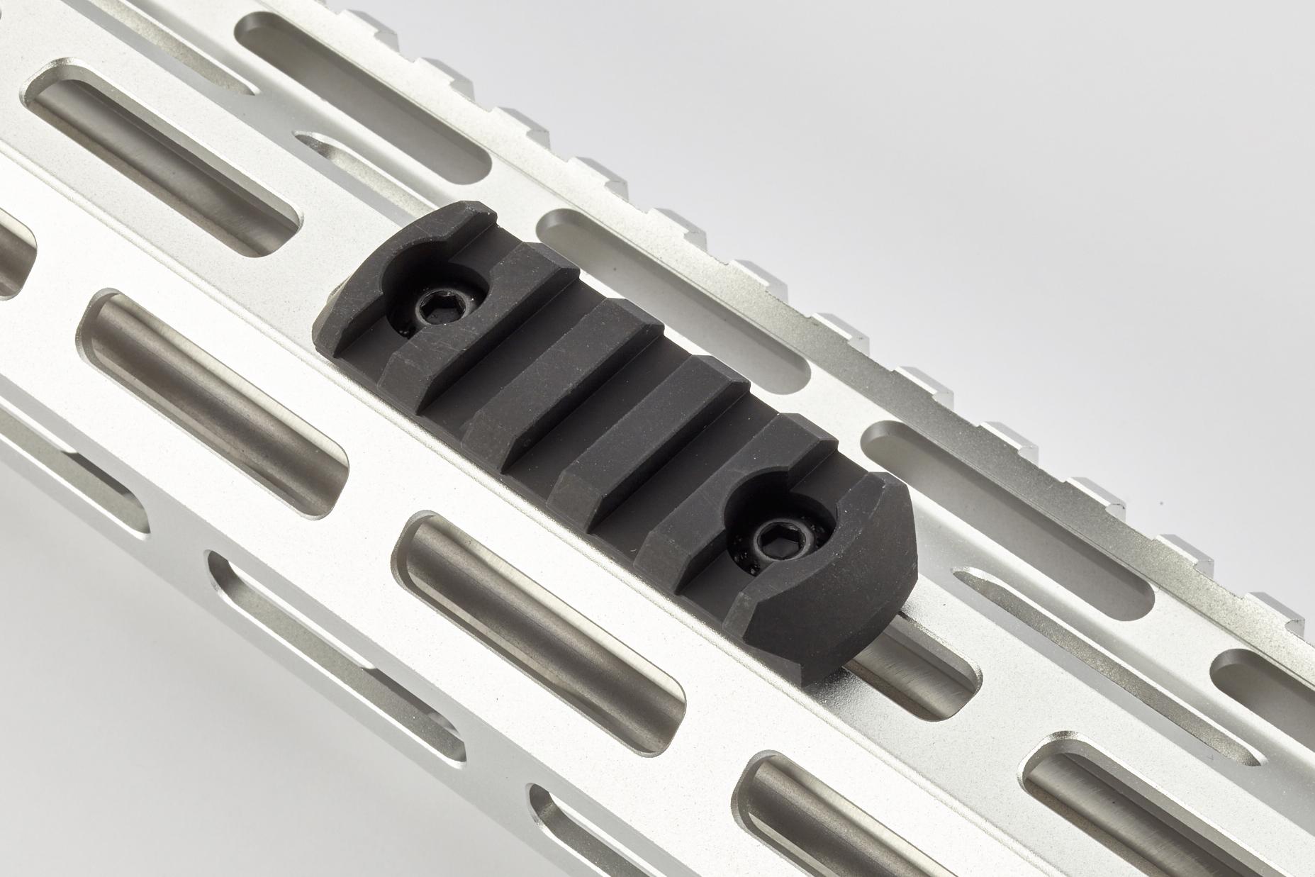 Magpul m lok aluminum rail slot http