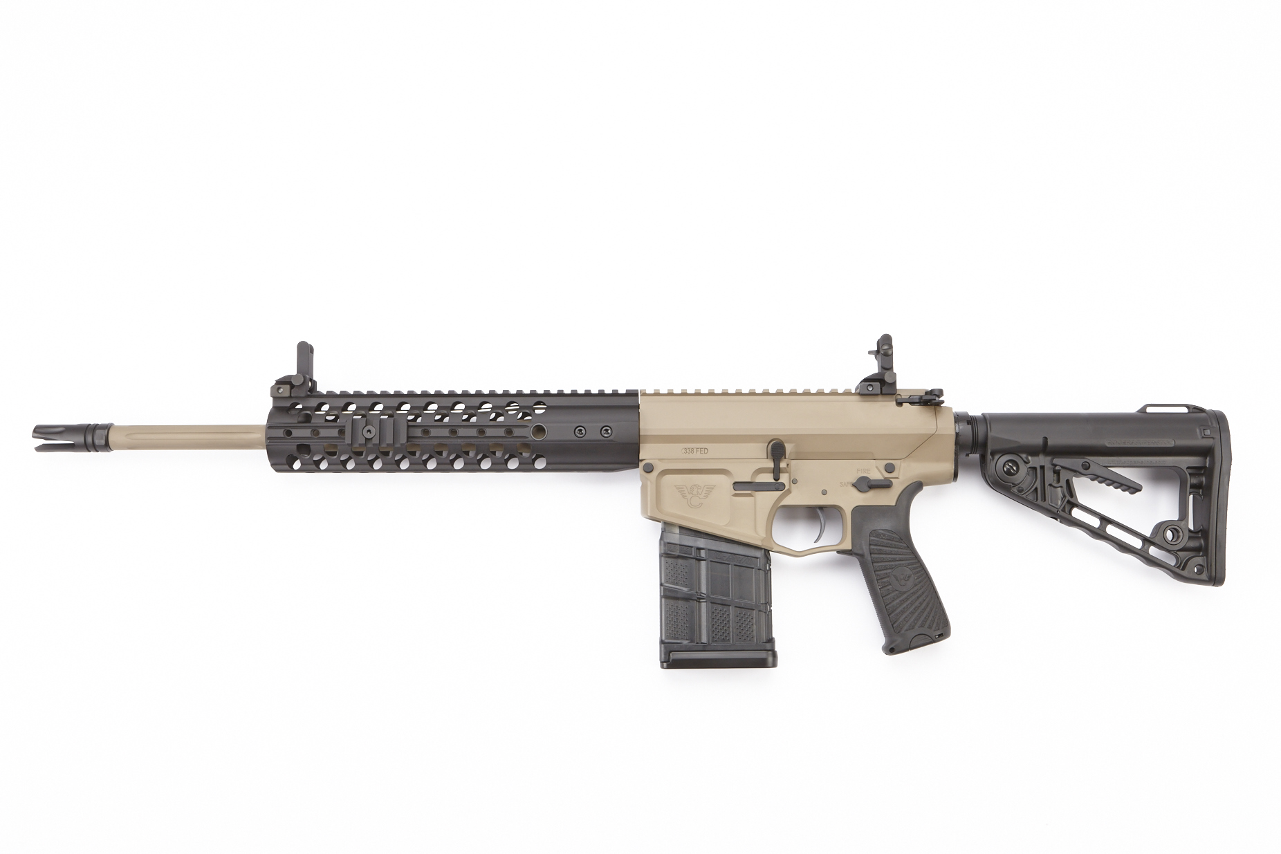 Recon Tactical Rifle, .338 Federal, 16