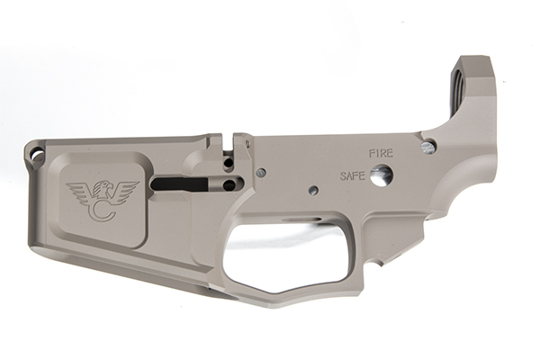 Billet Lower Receiver Billet Lower Receiver