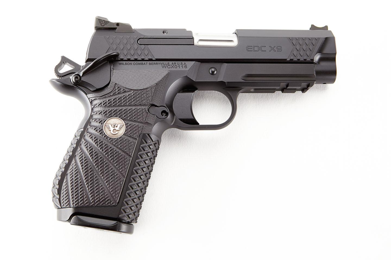 EDC X9   Lightrail Frame   Armor-Tuff   9mm-https://shopwilsoncombat ...
